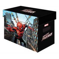 Marvel Graphic Comic Box Non-Stop Spider-Man