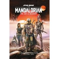Star Wars The Mandalorian The Art & Imagery HC ISBN 978-1787735750