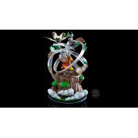 Aang Q-Fig Max Elite 9-inch Collectible Figure Quantum Mechanix 908012