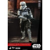 Assault Tank Commander 1:6 Scale Figure Hot Toys 907736