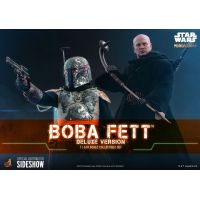 Boba Fett (Deluxe Version) 1:6 Scale Figure Set Hot Toys 907747