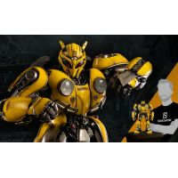 Bumblebee Premium Scale Collectible Figure Die-Cast Threezero (3Z0157) Sideshow (904675)