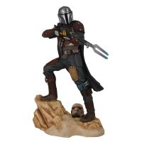 Star Wars Premier Collection The Mandalorian MK1 Statue Diamond Select