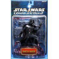 Star Wars Unleashed Darth Vader figurine 7 pouces (2002) Hasbro