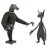 Nightmare Before Christmas Select Creature Under The Stairs Action Figure Diamond Select
