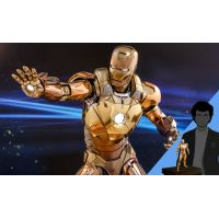  Iron Man Mark XXI (Midas) Sixth Scale Figure Exclusive 907076 MMS586-D36 Hot Toys