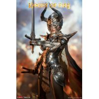 Knight of Fire (Silver) 1:6 Scale Figure TBLeague 907843