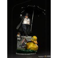 Penguin Deluxe 1:10 Scale Statue Iron Studios 907815