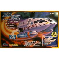 Star Trek The Next Generation TNG Shuttlecraft Goddard (1992) Playmates Toys 610190