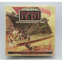 Star Wars ROTJ Battle at Sarlacc's pit game Parker Brothers