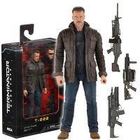 Terminator Dark Fate T-800 Ultimate Figure 7-Inch NECA