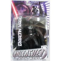 Star Wars Unleashed Darth Vader figurine 7 pouces (2005) Hasbro