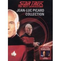 Star Trek The Next Generation Jean-Luc Picard Collection 2 DVD pack (2004) Paramount