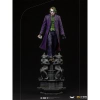 The Joker Deluxe 1:10 Scale Statue Iron Studios 907789