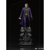 The Joker Deluxe Statue Échelle 1:10 Iron Studios 907789
