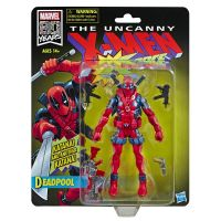 Marvel 80th Anniversary Legends Series Deadpool 6-inch scale Figure Uncanny Hasbro