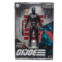 GI Joe Classified Series 6-inch Action Figure Snake Eyes: GI Joe origins Snake Eyes Hasbro