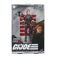 GI Joe Classified Series 6-inch Action Figure Snake Eyes: GI Joe origins Scarlett Hasbro