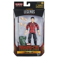 Marvel Legends Series Shang-Chi Legend Of Ten Rings Shang-Chi Figurine Échelle 6 pouces (BAF Marvel's Mr Hyde) Hasbro