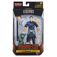 Marvel Legends Series Shang-Chi And Legend Of Ten Rings Wenwu 6-inch scale action figure (BAF Marvel's Mr Hyde) Hasbro
