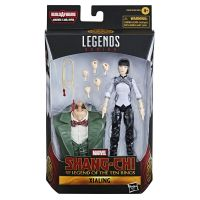 Marvel Legends Series Shang-Chi And Legend Of Ten Rings Xialing Figurine Échelle 6 pouces (BAF Marvel's Mr Hyde) Hasbro