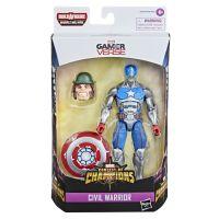 Marvel Legends Series Civil Warrior With Shield Figurine Échelle 6 pouces GamerVerse (BAF Marvel's Mr Hyde) Hasbro