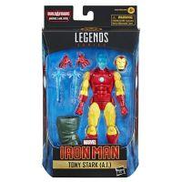 Marvel Legends Series Tony Stark (AI) Figurine échelle 6 pouces (BAF Marvel's Mr Hyde) Hasbro