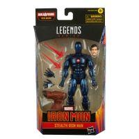 Marvel Legends 6-inch scale action figure Series Stealth Iron Man (BAF Ursa Major) Hasbro