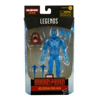 Marvel Legends 6-inch scale action figure Series Hologram Iron Man (BAF Ursa Major) Hasbro