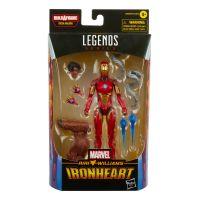 Marvel Legends 6-inch scale action figure Series Ironheart (BAF Ursa Major) Hasbro