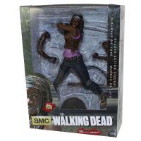 The Walking Dead Michonne 10-inch action figure McFarlane
