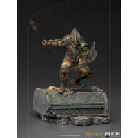 Armored Orc 1:10 Scale Statue Iron Studios 908330