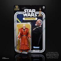 Star Wars The Black Series 50e Lucasfilm LTD 6 pouces - Obi-Wan Kenobi Exclusif Hasbro