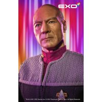 Capitaine Jean-Luc Picard Figurine Échelle 1:6 EXO-6