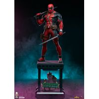 Deadpool 1:3 Scale Statue PCS 906742