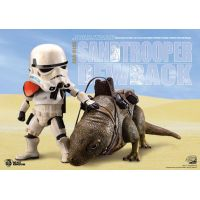 Dewback and Sandtrooper Action Figure Beast Kingdom 908359