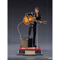Elvis Presley (Comeback Deluxe) 1:10 Scale Statue Iron Studios 908447