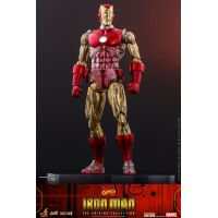Iron Man 1:6 Scale Figure Diecast (The Origins Collection) Hot Toys 908142