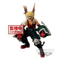 Katsuki Bakugo (The Anime) Figurine 9 pouces Banpresto 908365