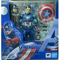 Captain America (Cap VS Cap Edition) Avengers Endgame 6-inch scale figure Bandai