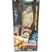 The Texas Chainsaw Massacre Leatherface 18-inch scale figure McFarlane
