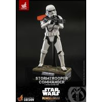 Stormtrooper Commander 1:6 Scale Figure  EXCLUSIVE Hot Toys 908291