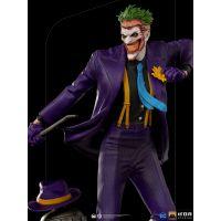 The Joker DELUXE 1:10 Scale Statue Iron Studios 908229