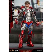 Tony Stark (Ensemble Mark V) Figurine échelle 1:6 Hot Toys 908410