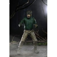Universal Monsters 7-inch Scale Action Figure – Ultimate Wolf Man NECA 04809