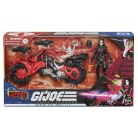 GI Joe Classified Series 6-inch Baroness with Cobra COIL figure Hasbro 13