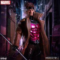 One:12 Collective Marvel Gambit Mezco Toyz 77290