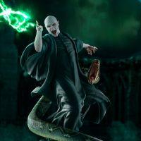 Voldemort and Nagini 1:4 Scale Statue Iron Studios 908663