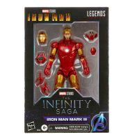 Marvel Legends Series Iron Man Mark 3 - 6-inch scale figure Hasbro