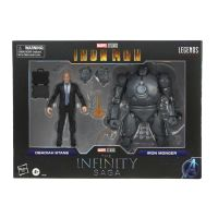 Marvel Legends Series Obadiah Stane and Iron Monger 6-inch scale figure Hasbro
